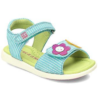 Agatha Ruiz De La Prada 192940 192940ACIELOYRAYAS2527 sapatos universais para crianças de verão