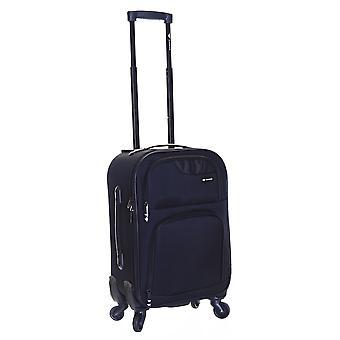 Slimbridge Andalucia 4 roues cabine valise, noir