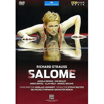 R. シュトラウスの 『 サロメ 』 【 DVD 】 USA 輸入
