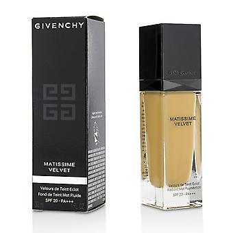 Givenchy Matissime Velvet Radiant Mat Fluid Foundation Spf 20 - #06 Mat Gold - 30ml/1oz