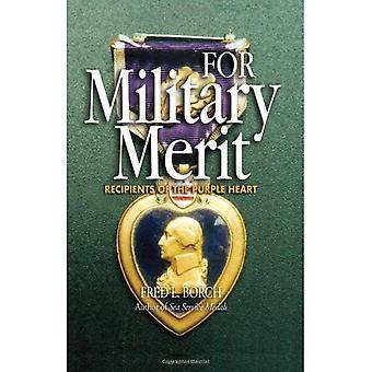 Pour le mérite militaire: Récipiendaires de la Purple Heart