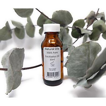 100% naturlig essentiel ren eukalyptus olie-30ML