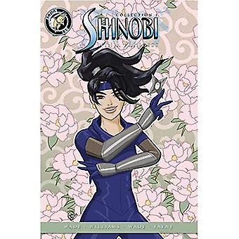 Shinobi: Ninja Princess inbunden samling