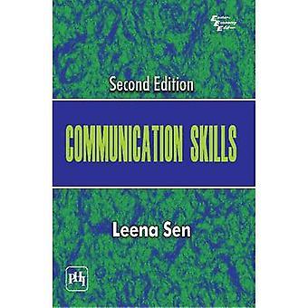 Communication Skills - Second Edition by Leena Sen - 9788120333017 Book