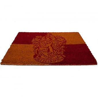 Harry Potter Official Gryffindor Doormat
