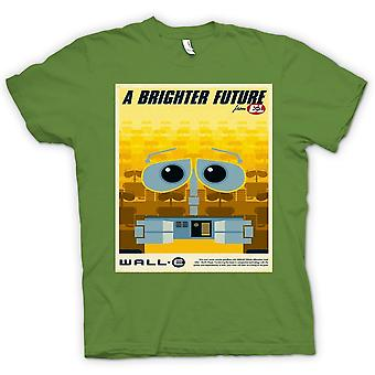 Kids t-shirt - Wall E - futuro brillante - Robot
