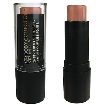 Body Collection Cheek, Lip & Eye Multiple Make Up Stick Perfect Brzoskwinia