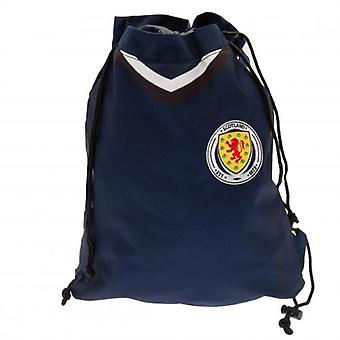 Scotland F.A. Drawstring Backpack