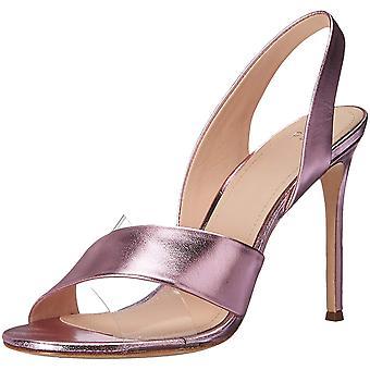 Pour La Victoire Womens ellynl Open Toe Casual Slingback Sandals