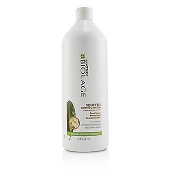 Matrix Biolage 3 beurre contrôle système revitalisant (pour cheveux indisciplinés) 1000ml/33,8 oz