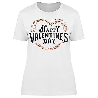 Valentines Day Love Graphic Tee Women's -Image by Shutterstock