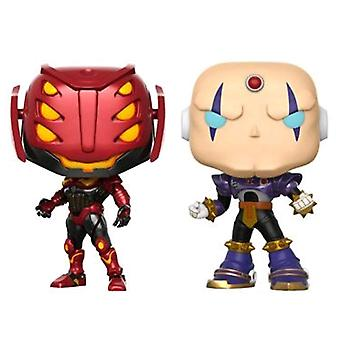 Marvel vs Capcom Infinite Ultron vs Sigma US Pop! Vinyl 2 Pk