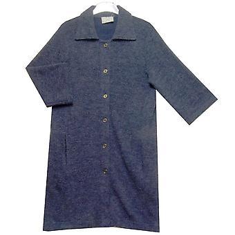 Soft B Coat 383 705 Blue