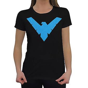 T-Shirt Nightwing Symbol Women-apos;s