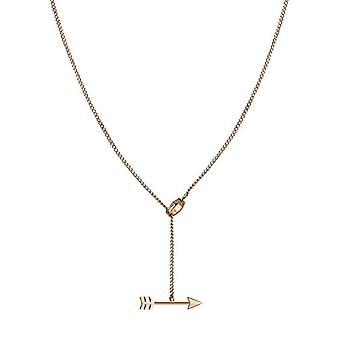 Liebeskind Berlin Women's steel-stainless pendant necklace - LJ-0185-N-54