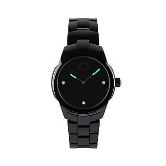 KRAFTWORXS Women's Watch horloge vollemaan keramische kristallen FML 1BM S