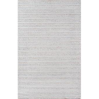 Andes hand woven light grey 2'3