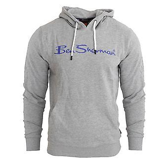 Ben Sherman miesten logo huppari