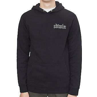 Edwin beste of niets hoodie-zwart