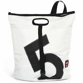360deg tender number Black canvas bag