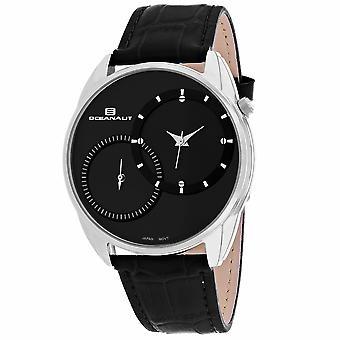 Oceanaut Men's Sentinel Black Dial Watch - OC3351