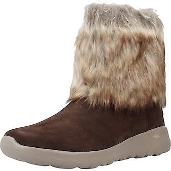 Skechers Boots On-the-go Joy-snow Fox Color Choc