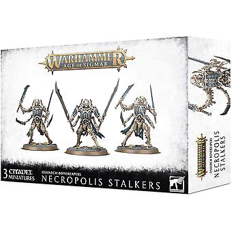 Games Workshop - Era de Sigmar: Ossiarch Bonereapers Necropolis Stalkers