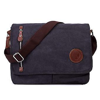 Männer & #039; s Retro-Leine-Multifunktions-Schulter-Vintage Beachpack-Tasche