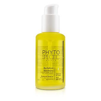 Phyto Specific Baobab Oil (hair And Body) - 100ml/3.3oz