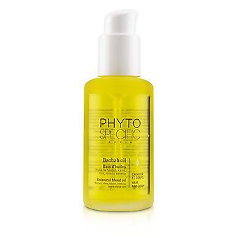 Phyto phyto spesifikke Baobab olje (hår og kropp)-100 ml/3.3 oz