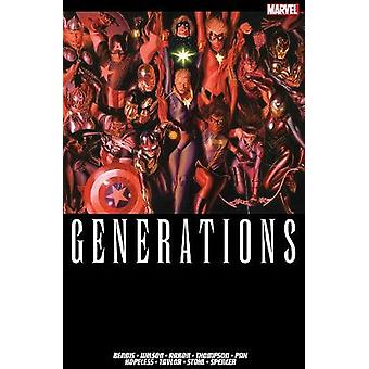 Generations by Brian Michael Bendis & G Wilson Willow & Jason Aaron