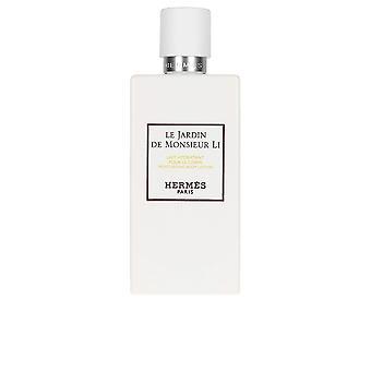 Hermes Le Jardin de Monsieur Li body lotion 200 ml unisex