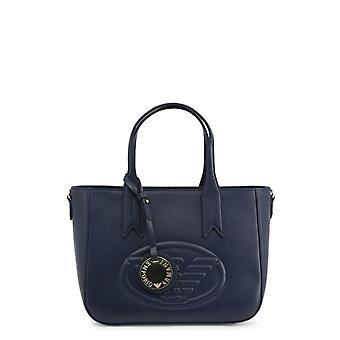 Emporio armani women's handbag - y3d083_yh18a, blue