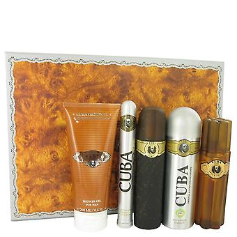 Cuba gold gift set by fragluxe 489293
