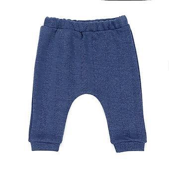 Lily Balou modré kalhoty Tommy Blue