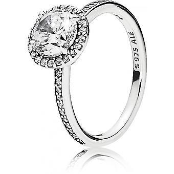 196250CZ anillo - anillo l gance clásica mujer Pandora