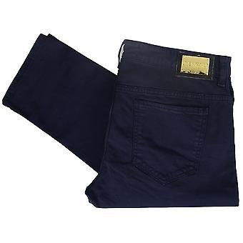 Love Moschino Mq4218ns3054 Love Dark Wash Slim Fit Navy Jeans