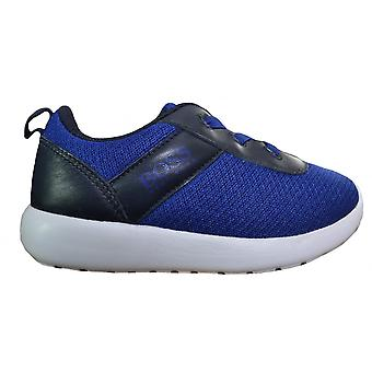 Hugo Boss Boys Hugo Boss Kids Blue Trainers