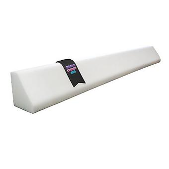 Ready Steady Bed Children Kids Safety Bumper Guard   Toddler Baby Bed Rail   Great for New Borns   Sleep Easy (120cm Cot Size, 1 Pack)