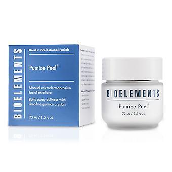 Pumice Peel - Exfoliador facial manual de microdermabrasión (para todos los tipos de piel) - 73ml/2.5oz