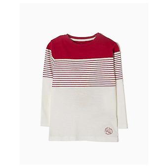 Zippy T-shirt Long Sleeves Stripes