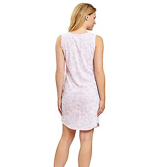 Rösch 1203055-11574 Women's Smart Casual Pink Camouflage Floral Nightdress