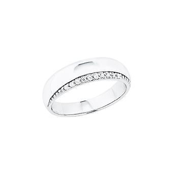 s.Oliver Jewel Women's Ring Silver 925 Zirconia 202756