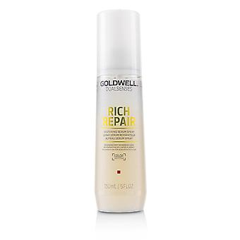 Dual Senses Rich Repair Restoring Serum Spray (regeneration For Damaged Hair) - 150ml/5oz