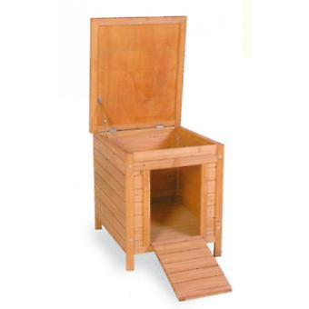 Gaun Lisbon Wooden Poultry Hutch