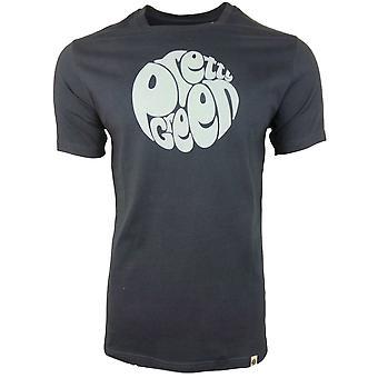 Pretty Green T-Shirts Logo Print T Shirt