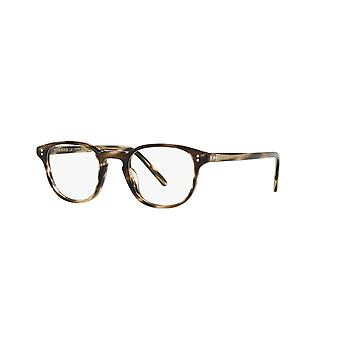 Oliver Peoples Fairmont OV5219 1612 Cinder Cocobolo Glasses