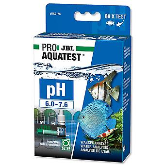 JBL ProAquaTest PH 6.0-7.6 Water Test Kit