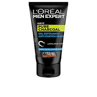 L'Oréal Paris Män Expert Ren Kolgel Exfoliante P.negros 100 ml för män