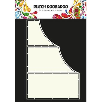 Dutch Doobadoo Dutch Card Art Stencil Z-Fold A4 470.713.625